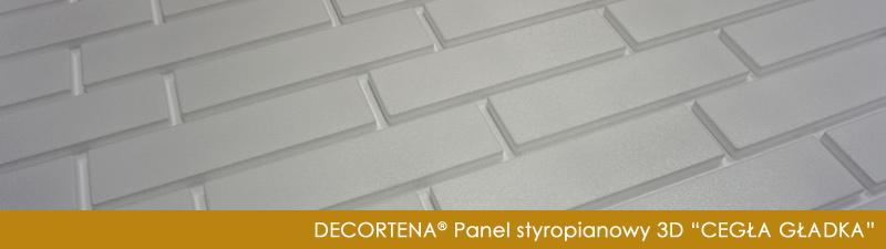 Decortena Styropianowe Panele Dekoracyjne 3d Cegła