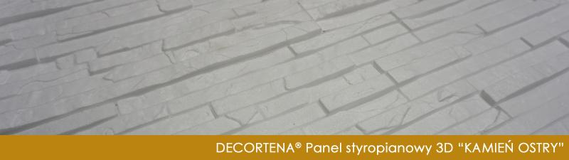 Decortena Styropianowe Panele Dekoracyjne 3d Kamień