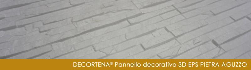 Decortena pannelli decorativi in polistirolo 3d - Pannelli polistirolo decorativi ...