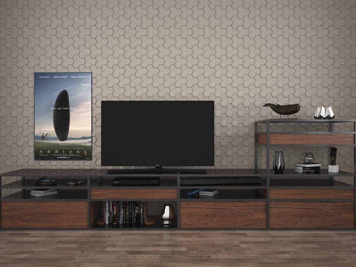 decortena panneaux d coratifs en polystyr ne 3d. Black Bedroom Furniture Sets. Home Design Ideas